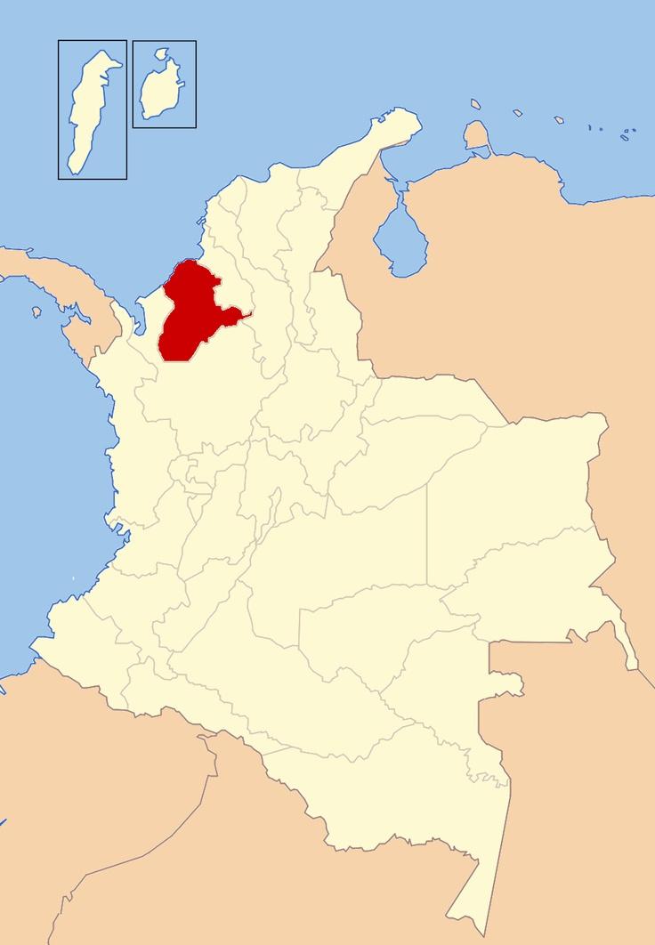 Departamento de Córdoba, Colombia