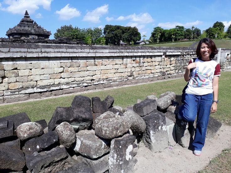 Candi Sambi Sari, Yogyakarta-Indonesia