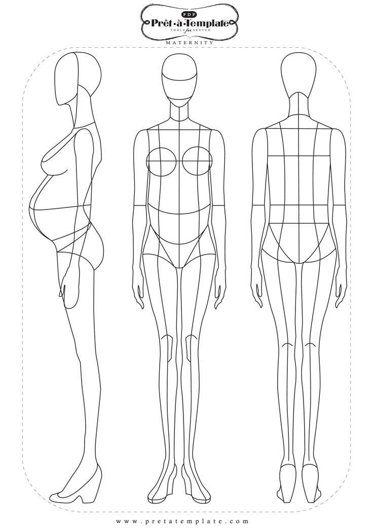 33 best flat templates images on pinterest fashion drawings
