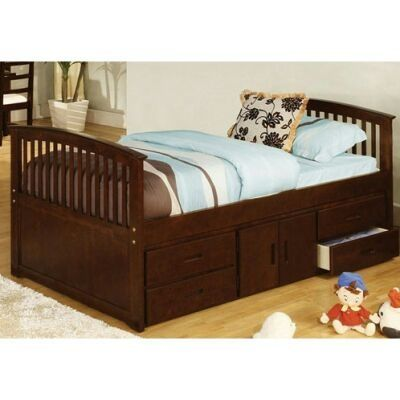 New fuill size kids bed with new mattress