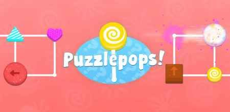 Puzzlepops for iPhone by Layton Hawkes would be perfect little puzzle game for Halloween, and it's amazing for anyone, no matter how young or old.  It's one of those types of games that would make global players come regularly to play.