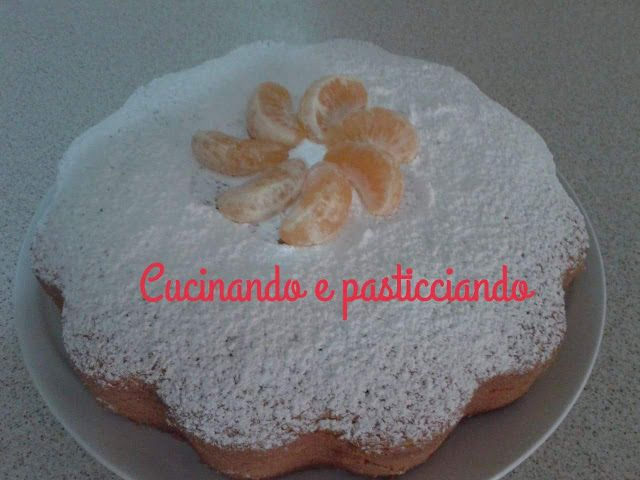 Cucinando e Pasticciando: Sofficciosa al mandarino