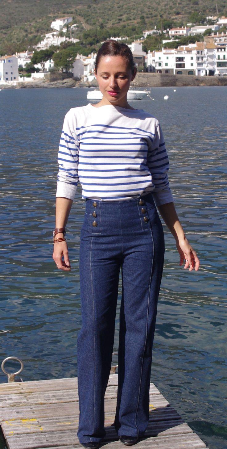 Pantalon Embrun – Dessine moi un patron