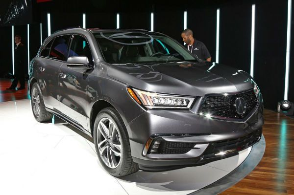 Acura MDX 2020 Redesign – Cars