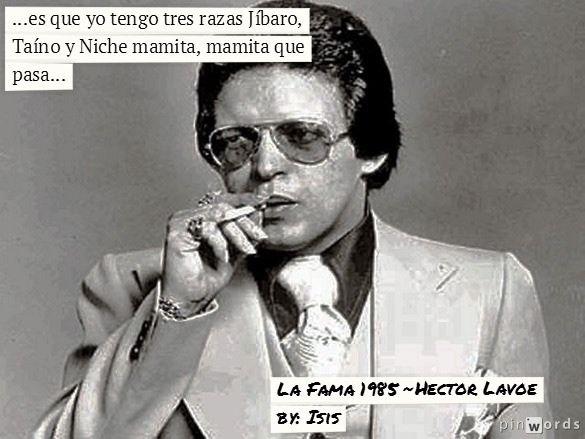 Hector Lavoe La Fama 1985 Album: Revento