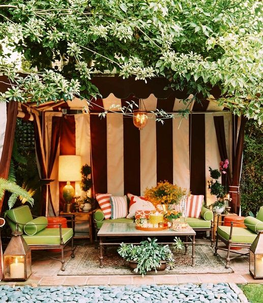 Outdoor Living Room Design: Patio And Outdoor Spaces