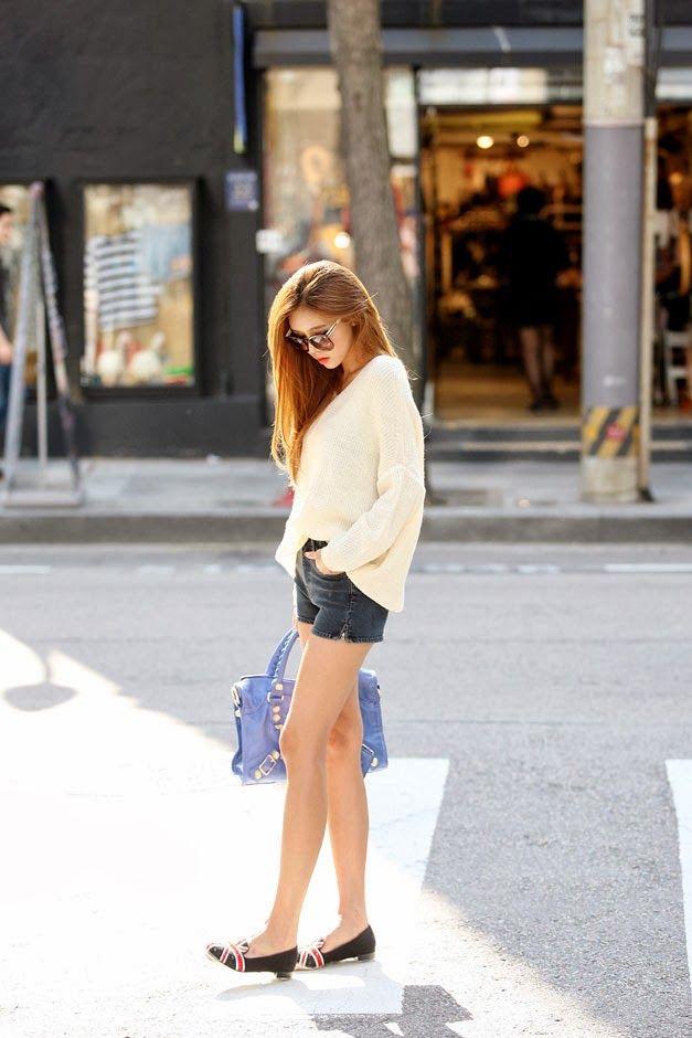 Resultado de imagen para moda urbana coreana para mujer