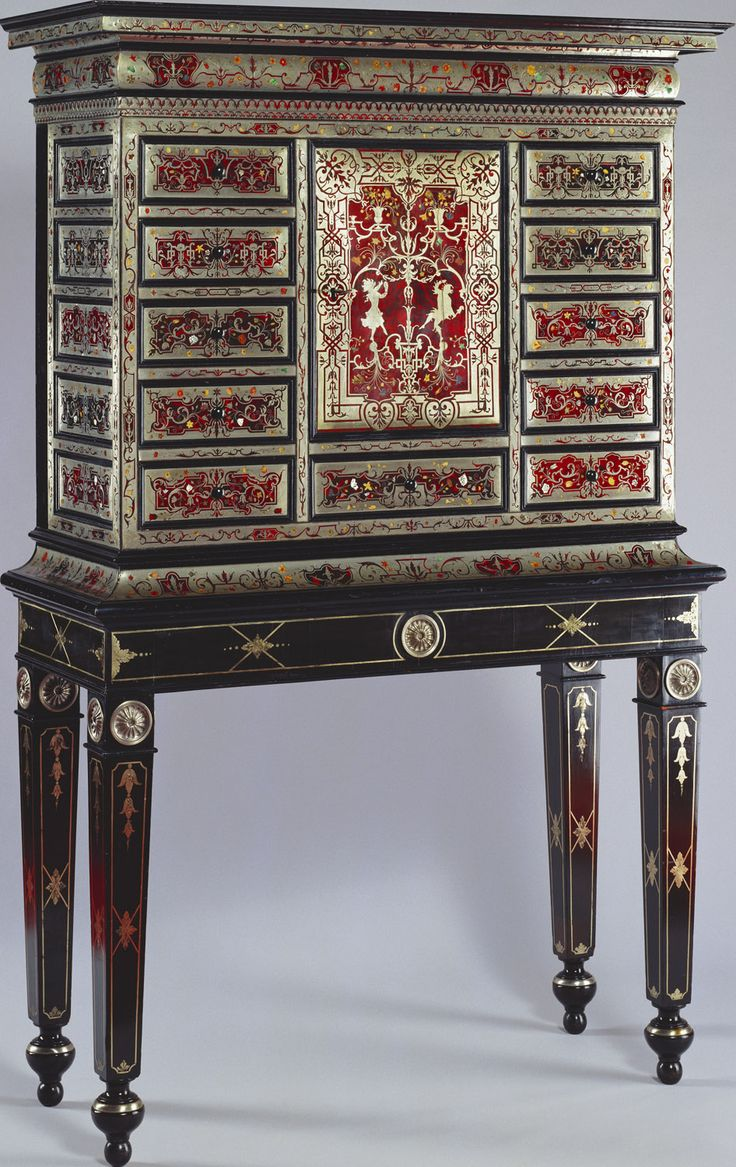 Pair of cabinets and stands | 1766