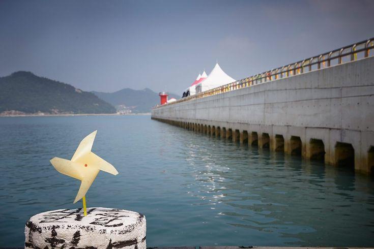 Paengmok Port, ferry Capsized and sank