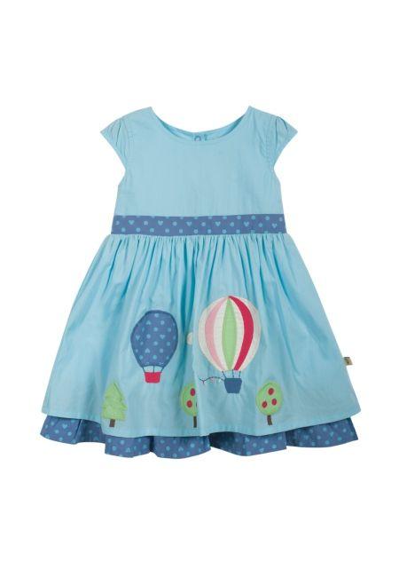 Little Twirly Summer Dress
