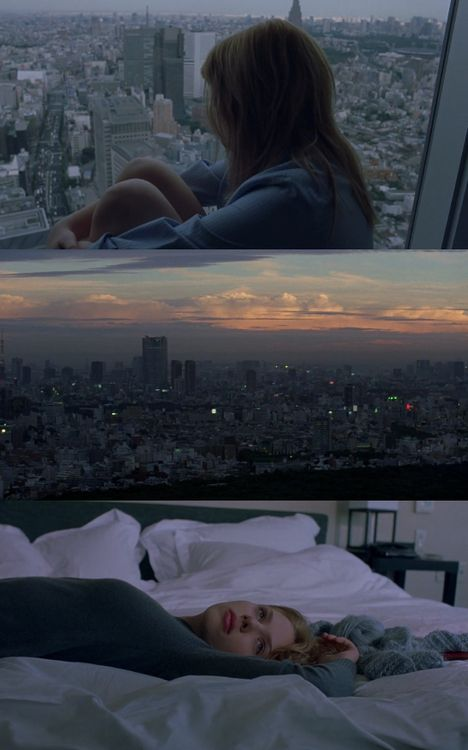 Lost in Translation, Scarlett Johansson. Favourite scenes ~ http://youtu.be/vSPO2l8HUBU