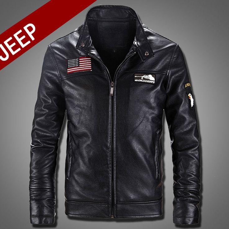 25  best Mens leather coats ideas on Pinterest | Armani leather ...