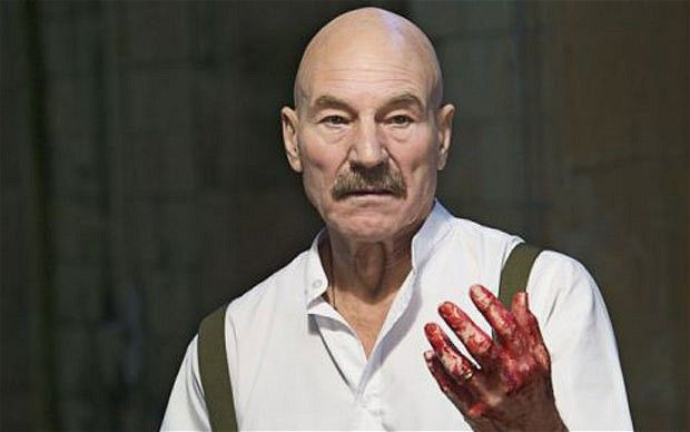 Rupert Goold production of Macbeth, starring Sir Patrick Stewart.