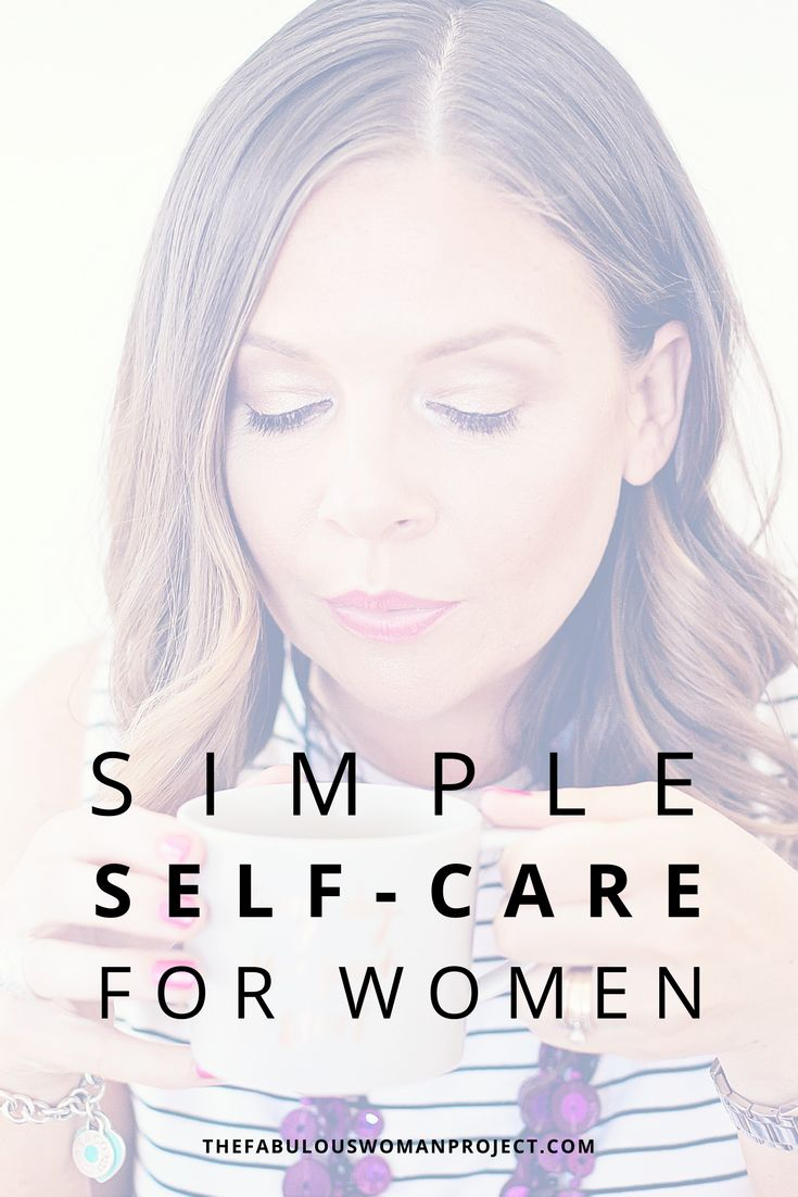 Simple Self-Care Ideas for Busy Women... click here to read the full post.