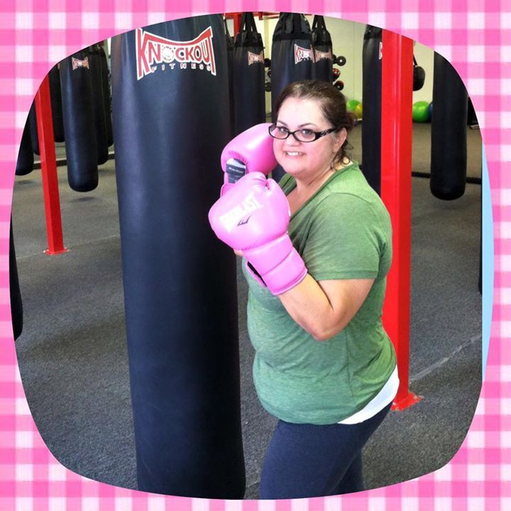 The Gilbert member of the week should really be member of the year. Tanya Owen has done such an amazing job with her fitness goals after she suffered a stroke 6 months ago. Her entire left side was paralyzed and she was told she wouldn't be able to do boxing or really any type of fitness regimen. She did boot camps in the past and other gyms.