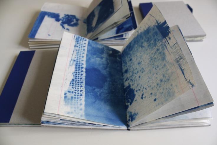@pinlovinblog | TRENDING: Moody Blues | check out the blog | www.pinlovin.com #blue #artistic #notebook