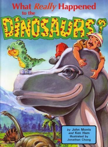 978-0-89051-159-6 What Really Happened to the Dinosaurs Pub - Master Books, PO Box 727, Green Forest, AR 72638