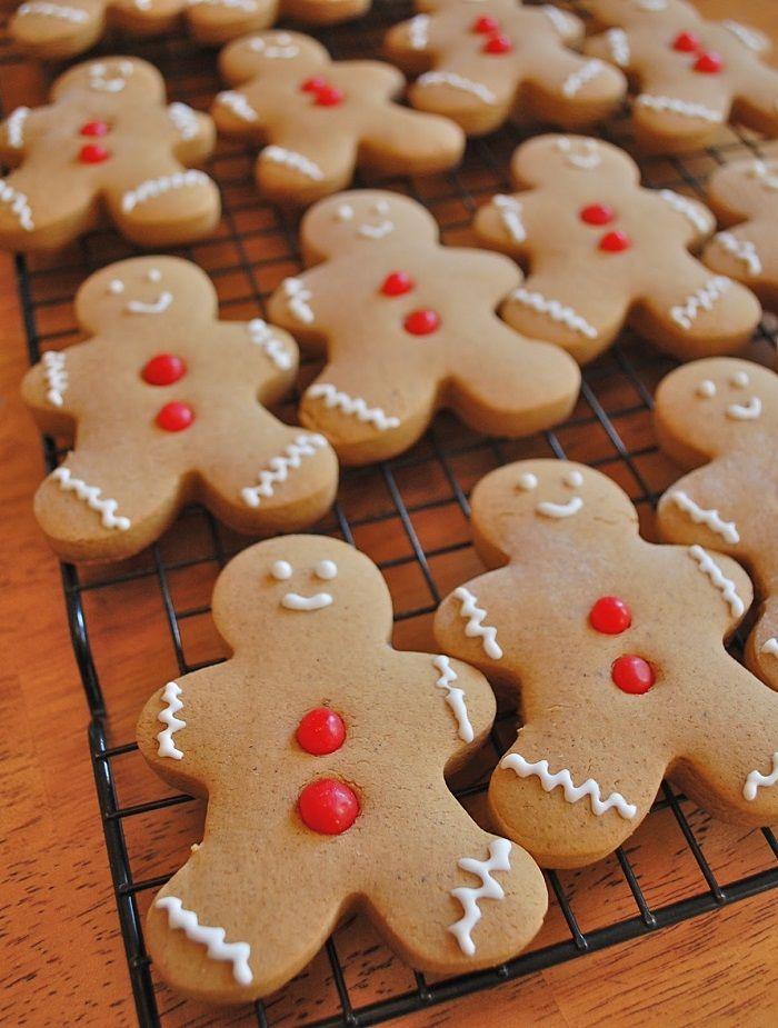 Wonderful Gingerbread Cookies Recipes   Favorite Food RecipesFavorite Food Recipes