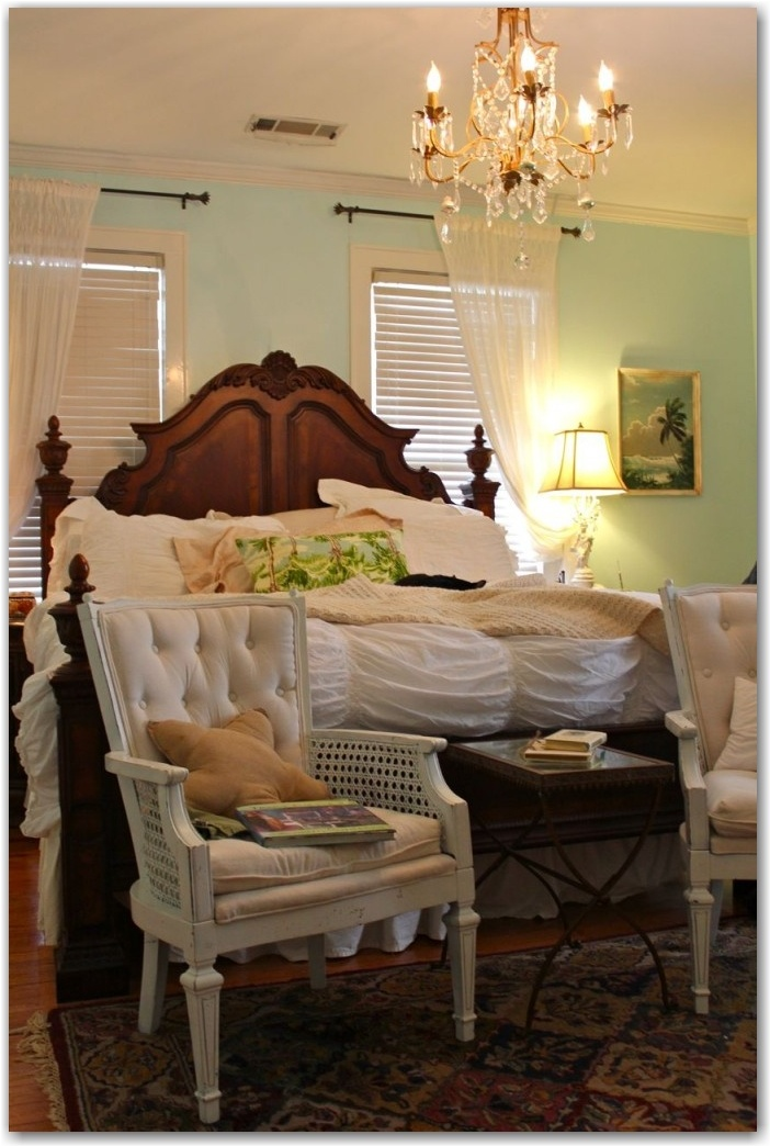 Nancy Gillespie Look At Curtain Rod Placement With Skinny Panels