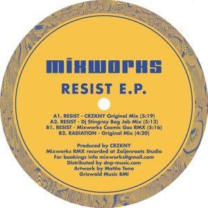 RESIST E.P. / CRZKNY