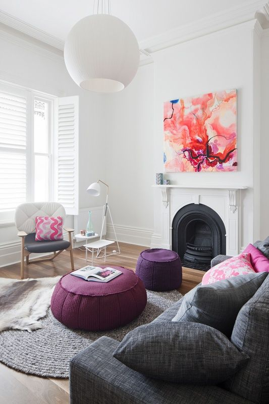 Matt Gibson Architecture and Design tells the story of this Victorian terrace through its renovation and extention.