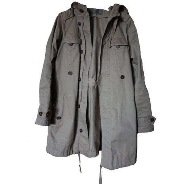 zara parka ❤ liked on Polyvore featuring outerwear, coats, jackets, tops, black parka, parka coat, zara coat, black coat and zara parka