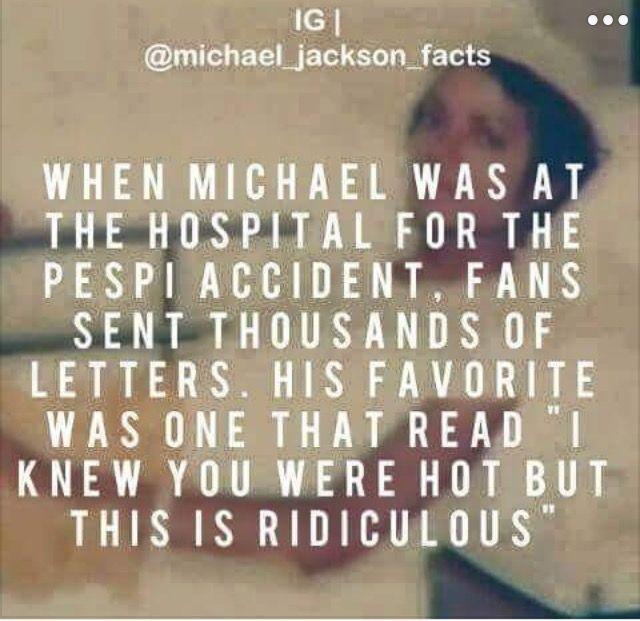 Hahaha Michael ❤️