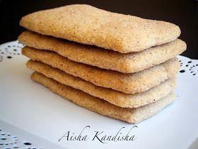 Aisha Kandisha: GALLETAS NAPOLITANAS