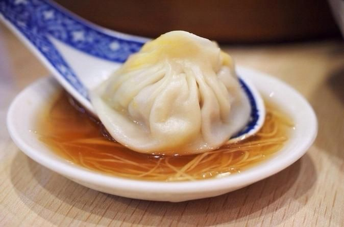 A Bite of Shanghai Half-Day Small-Group Tour Savor the taste of Shanghai's famous 'xiaolongbao' (soup dumplings), street wanton, steam chicken, roast duck and more during this 6-hour waking tour, combined with eating, shopping and sightseeing.You will meet your local guide at the meeting point, located on Zhonghua Rd (Shanghai's old town center). It's the only area of the city center that has not been renovated or re-built since last century. Start early morning from local old...