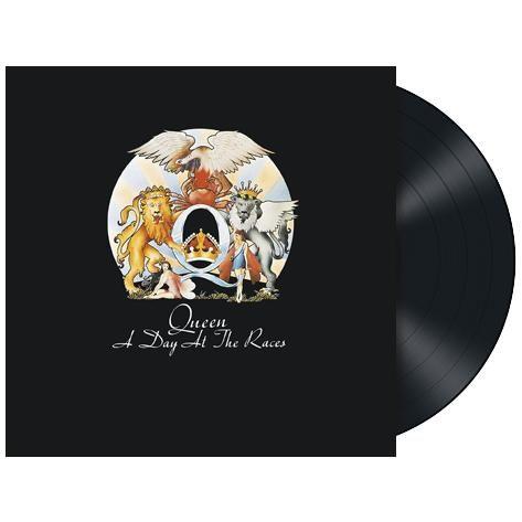 """L'album dei #Queen intitolato """"A Day At the Races"""" in edizione limitata rimasterizzata su vinile nero 180 gr."""