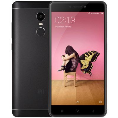 Just US$154.69 + free shipping, buy Xiaomi Redmi Note 4X 4G Phablet online shopping at GearBest.com.