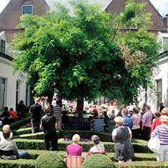 Welkom bij de Haarlemse Hofjeskrant haarlem hofje