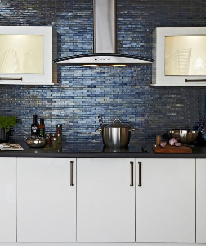 Modern Kitchen Wall Tiles | Wall tiles, Quality kitchens and Color walls