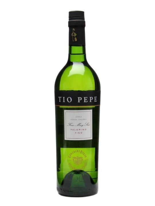 Tio Pepe Sherry : Buy Online - The Whisky Exchange