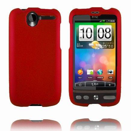Defender (Rød) HTC Desire G7 Deksel