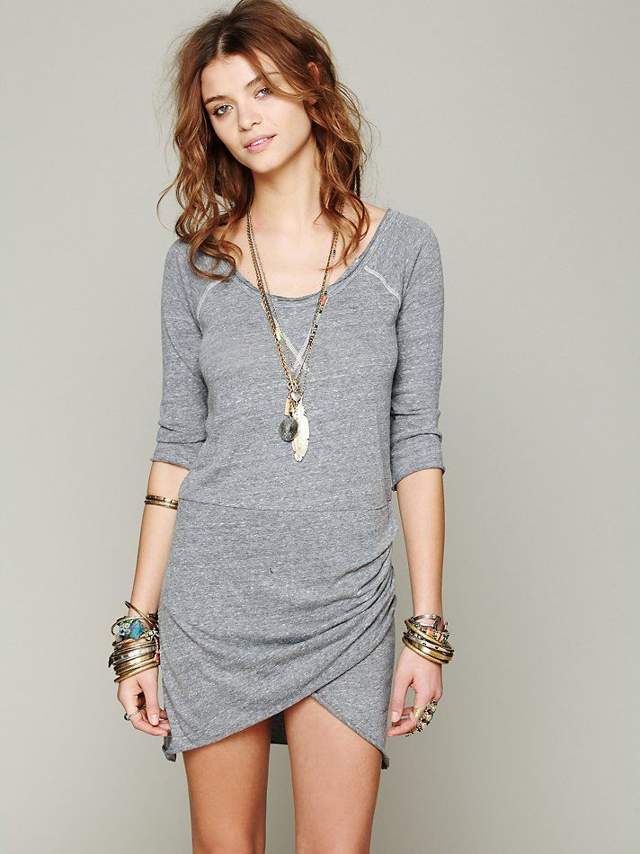 Free People James Dress at Free People Clothing Boutique