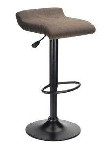# 93189 Winsome Wood Marni Air Lift Stool, Micro Fiber Seat Top, Black Finish [Kitche...