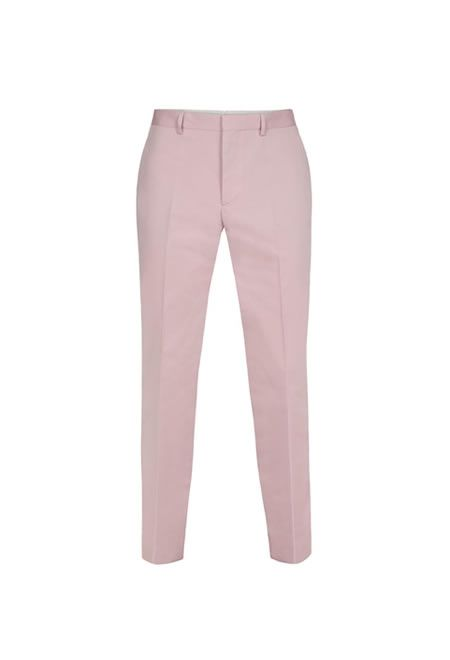 PAUL SMITH Leg trousers £149.00  #PAUL #SMITH #TROUSERS #COTTON