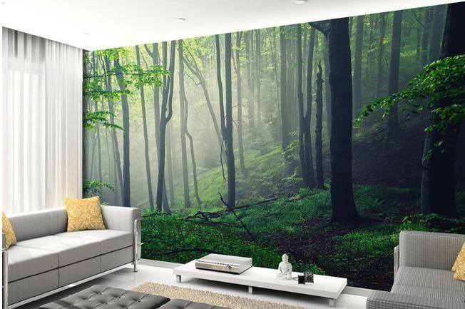 jungle behang - Google zoeken