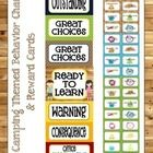Here are some other related themed add-ons: Camping Classroom Setup Pack  Camping Classroom Table Signs (ONLY)  Camping Themed Behavior Chart  Camp...