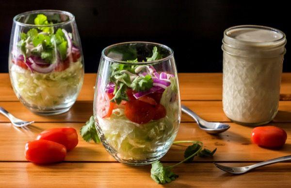 Creamy Balsamic Vinaigrette Recipe