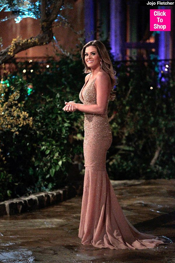 jojo fletcher gold sequin gown Her dresses, her style, her personality all pinned to fashion
