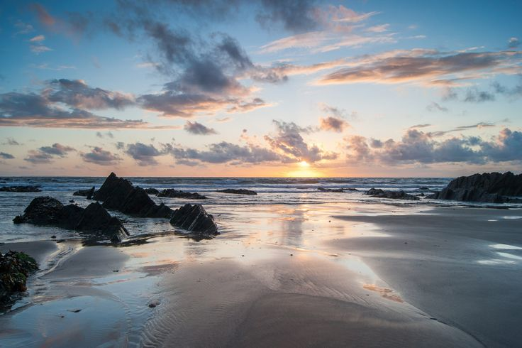 All sizes   Rockham Beach Sunset III   Flickr - Photo Sharing!