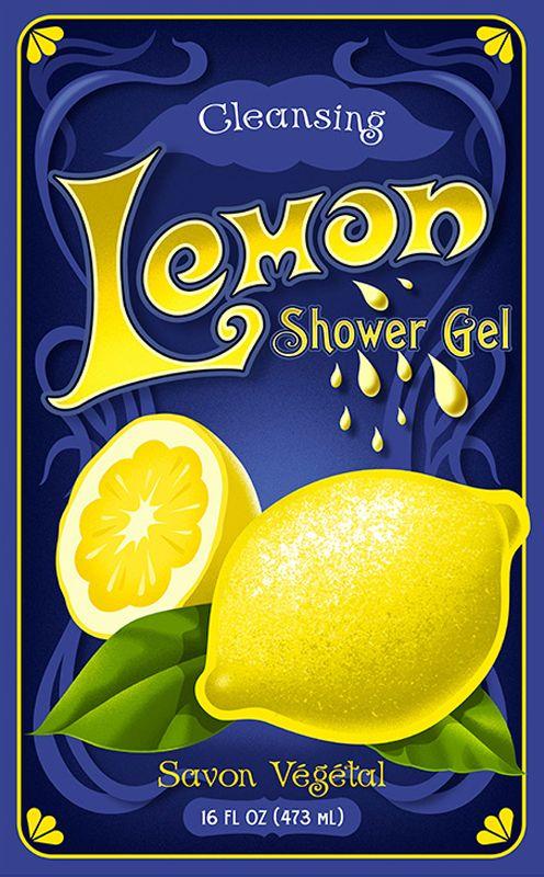 #michaelcrampton #meiklejohn #illustration #digital #stylised #retro #vintage #lemon
