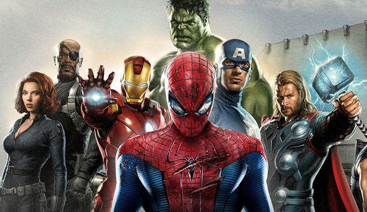 avengers-spiderman