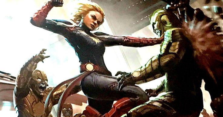 New Captain Marvel Writer Won't Start Script from Scratch -- Original Captain Marvel writer Nicole Perlman confirms that new writer Geneva Robertson-Dworet will be working off her script, not starting over. -- http://movieweb.com/captain-marvel-writer-nicole-perlman-geneva-rovertson-dworet/