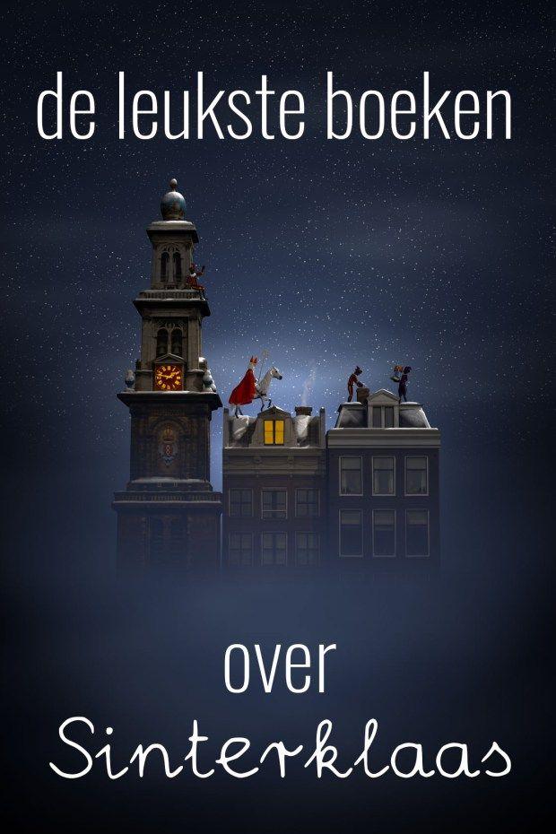 Leukste boeken over Sinterklaas