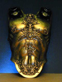 Roman Officer Breastplate, Roman Armor