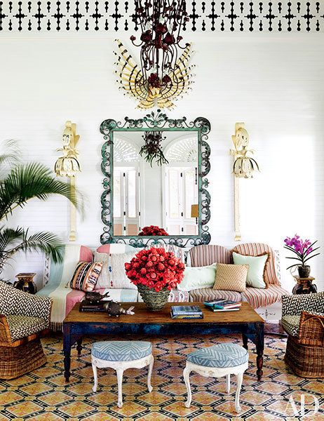 These 6 Pieces Of Colorful Furniture Are Absolute Must Haves: 1000+ Images About Celerie Kemble Interior Design On