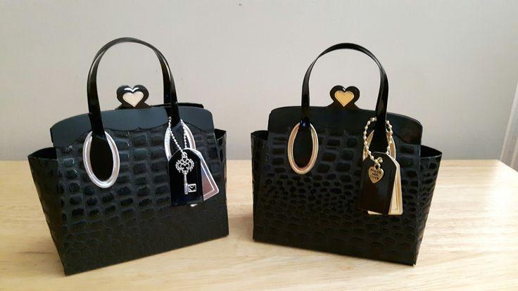 Tonic Kensington Handbags in Silver & Gold